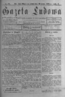 Gazeta Ludowa: pismo polsko-ewangelickie dla ludu mazurskiego. 1901.03.20 R.6 nr23