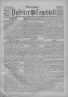 Posener Tageblatt 1896.07.11 Jg.35 Nr321