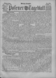 Posener Tageblatt 1896.08.06 Jg.35 Nr365