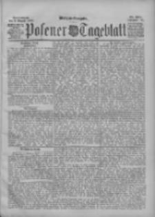 Posener Tageblatt 1896.08.08 Jg.35 Nr369