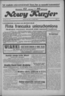 """Nowy Kurjer: dawniej """"Postęp"""" 1936.06.24 R.47 Nr145"""