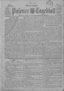 Posener Tageblatt 1904.01.01 Jg.43 Nr1