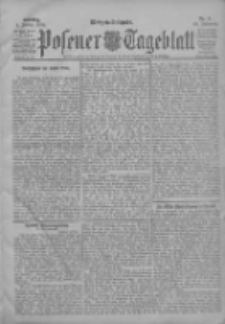 Posener Tageblatt 1904.01.03 Jg.43 Nr3