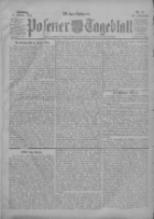Posener Tageblatt 1904.01.05 Jg.43 Nr6
