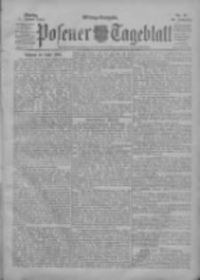 Posener Tageblatt 1904.01.11 Jg.43 Nr16