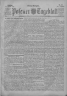Posener Tageblatt 1904.01.12 Jg.43 Nr18
