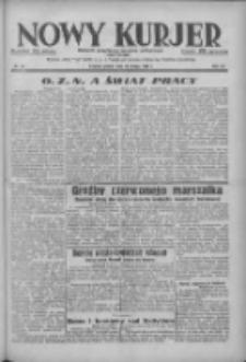 Nowy Kurjer: dziennik poświęcony sprawom politycznym i społecznym 1938.02.25 R.49 Nr45