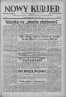 Nowy Kurjer: dziennik poświęcony sprawom politycznym i społecznym 1938.03.10 R.49 Nr56