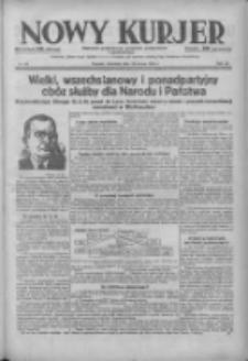 Nowy Kurjer: dziennik poświęcony sprawom politycznym i społecznym 1938.03.13 R.49 Nr59