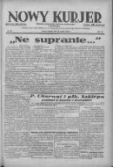 Nowy Kurjer: dziennik poświęcony sprawom politycznym i społecznym 1938.03.25 R.49 Nr69