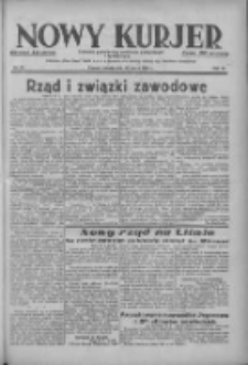 Nowy Kurjer: dziennik poświęcony sprawom politycznym i społecznym 1938.03.26 R.49 Nr70