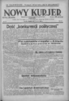 Nowy Kurjer: dziennik poświęcony sprawom politycznym i społecznym 1938.03.27 R.49 Nr71