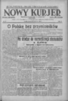 Nowy Kurjer: dziennik poświęcony sprawom politycznym i społecznym 1938.03.29 R.49 Nr72