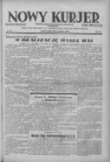 Nowy Kurjer: dziennik poświęcony sprawom politycznym i społecznym 1938.04.02 R.49 Nr76