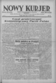 Nowy Kurjer: dziennik poświęcony sprawom politycznym i społecznym 1938.04.05 R.49 Nr78