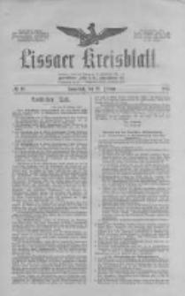 Lissaer Kreisblatt.1913.02.22 Nr16