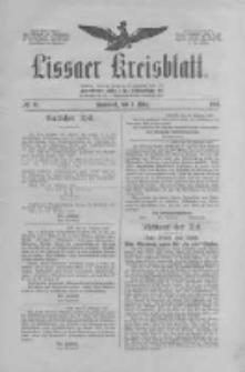 Lissaer Kreisblatt.1913.03.01 Nr18