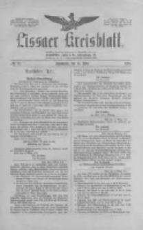 Lissaer Kreisblatt.1913.03.15 Nr22