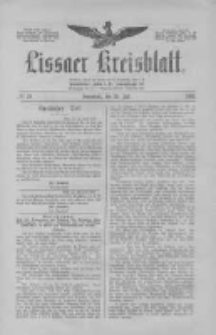 Lissaer Kreisblatt.1913.07.26 Nr59