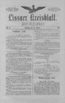 Lissaer Kreisblatt.1913.10.22 Nr84