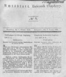 Amtsblatt der Königlichen Preussischen Regierung zu Bromberg. 1840.02.07 No.6