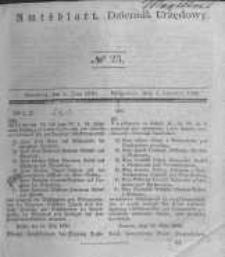 Amtsblatt der Königlichen Preussischen Regierung zu Bromberg. 1840.06.05 No.23