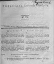 Amtsblatt der Königlichen Preussischen Regierung zu Bromberg. 1840.06.19 No.25