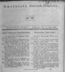 Amtsblatt der Königlichen Preussischen Regierung zu Bromberg. 1840.07.24 No.30
