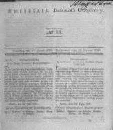 Amtsblatt der Königlichen Preussischen Regierung zu Bromberg. 1840.08.14 No.33