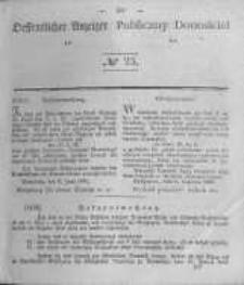 Oeffentlicher Anzeiger zum Amtsblatt No.25 der Königl. Preuss. Regierung zu Bromberg. 1840