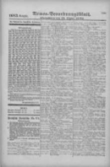 Armee-Verordnungsblatt. Verlustlisten 1917.10.24 Ausgabe 1683