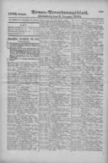 Armee-Verordnungsblatt. Verlustlisten 1917.11.07 Ausgabe 1700