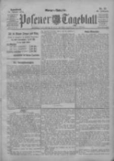 Posener Tageblatt 1904.01.16 Jg.43 Nr25