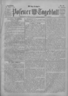 Posener Tageblatt 1904.01.16 Jg.43 Nr26