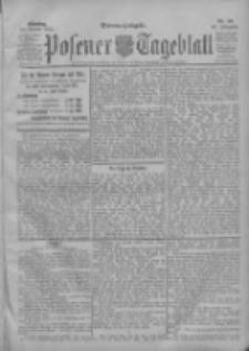 Posener Tageblatt 1904.01.18 Jg.43 Nr29