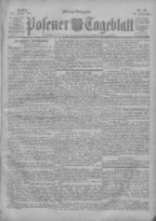 Posener Tageblatt 1904.01.22 Jg.43 Nr36