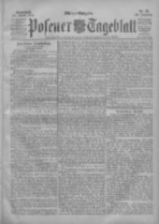 Posener Tageblatt 1904.01.23 Jg.43 Nr38