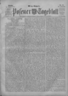Posener Tageblatt 1904.01.25 Jg.43 Nr40