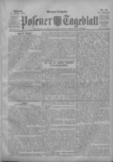 Posener Tageblatt 1904.01.26 Jg.43 Nr43