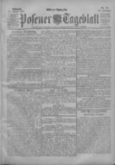 Posener Tageblatt 1904.01.27 Jg.43 Nr44