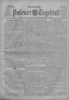 Posener Tageblatt 1904.01.27 Jg.43 Nr45
