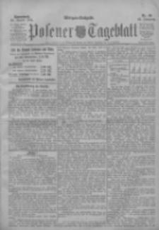 Posener Tageblatt 1904.01.29 Jg.43 Nr49