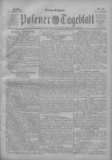 Posener Tageblatt 1904.02.19 Jg.43 Nr84