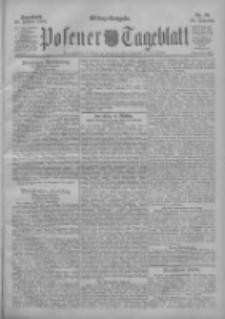 Posener Tageblatt 1904.02.20 Jg.43 Nr86