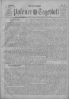 Posener Tageblatt 1904.02.21 Jg.43 Nr87
