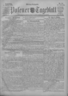 Posener Tageblatt 1904.02.25 Jg.43 Nr94