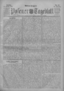 Posener Tageblatt 1904.02.28 Jg.43 Nr99