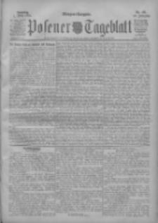 Posener Tageblatt 1904.03.01 Jg.43 Nr101