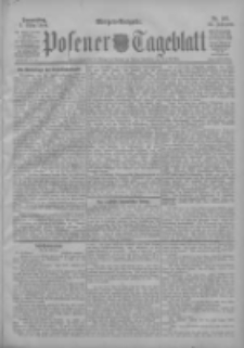 Posener Tageblatt 1904.03.03 Jg.43 Nr105
