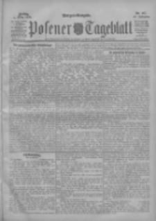 Posener Tageblatt 1904.03.04 Jg.43 Nr107